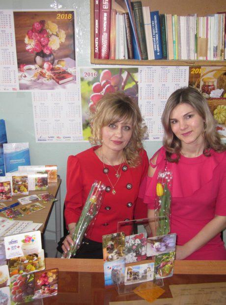 Администрация Кадошкинского муниципального района, Тамбовцева Ольга Владимировна и Базаева Светлана Олеговна, фото 1